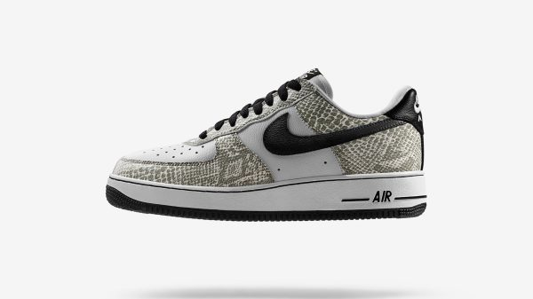 "Nike Air Force 1 Retro ""True White/Black Cocoa"" 国内発売"