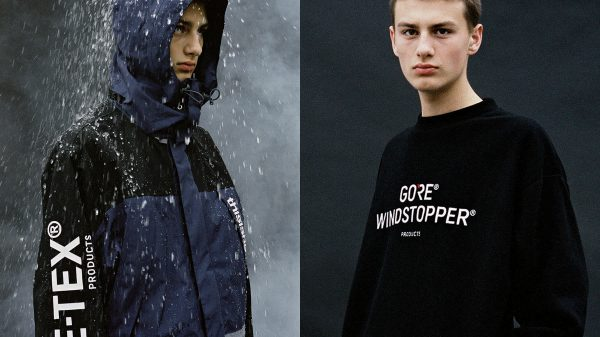 thisisneverthat x GORE-TEX® & WINDSTOPPER® Collection 国内発売